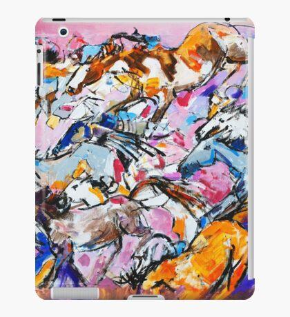 Running Horses - OG iPad Case/Skin
