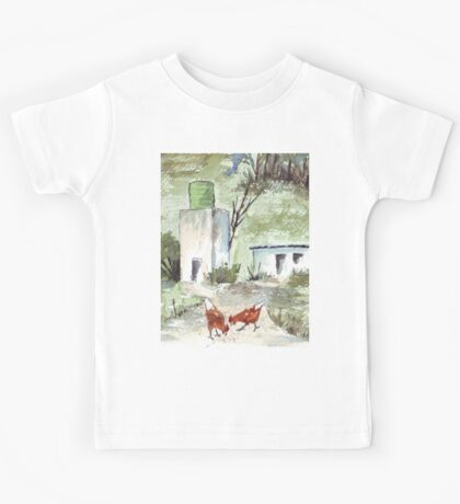 Solly's chickens Kids Tee