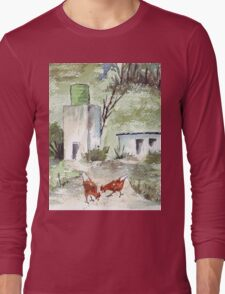 Solly's chickens Long Sleeve T-Shirt