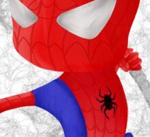 Chibi Spiderman Sticker