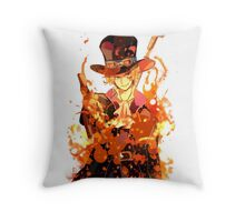 Sabo: Chief of Revolutionary Army Throw Pillow