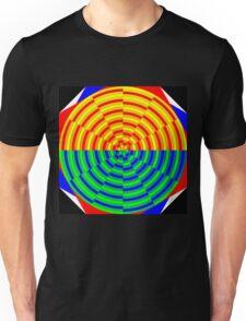Digital Sunrise Unisex T-Shirt