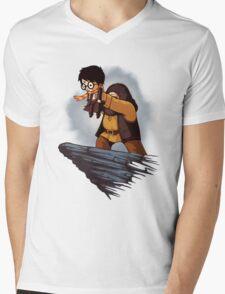 Magic King Mens V-Neck T-Shirt