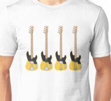 '51 P-Bass '57 P-Bass Unisex T-Shirt