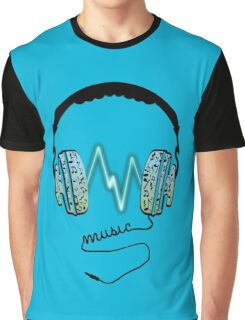 Music Charge Graphic T-Shirt