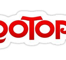 Zootopia  Sticker