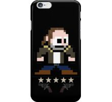 Walking Dead 8-bit Rick iPhone Case/Skin