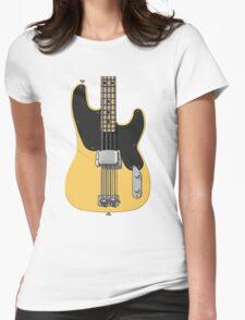 '51 P-Bass Womens Fitted T-Shirt