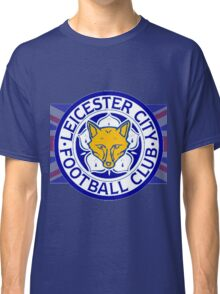 Leicester City F.C. Flag Classic T-Shirt