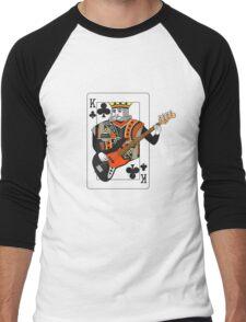 King Bass J Men's Baseball ¾ T-Shirt