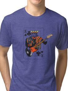 King Bass J Tri-blend T-Shirt