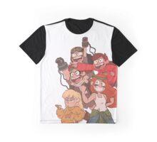 Gravity Girls Graphic T-Shirt
