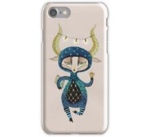 Goats coffee iPhone Case/Skin