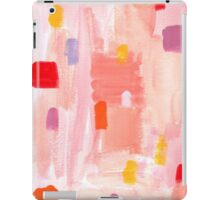 PUT SORROWS IN A JAR iPad Case/Skin