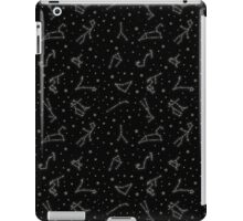 Western Zodiac Constellation Pattern iPad Case/Skin