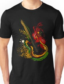 Electric guitar. Unisex T-Shirt