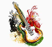 Electric guitar. Unisex T-Shirt
