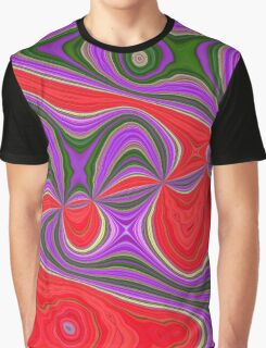 Colorful Trip Graphic T-Shirt