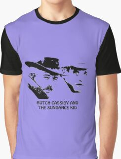 Butch Cassidy and the Sundance Kid Graphic T-Shirt