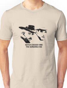 Butch Cassidy and the Sundance Kid Unisex T-Shirt