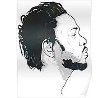 Untitled Unmastered - Kendrick Lamar Poster