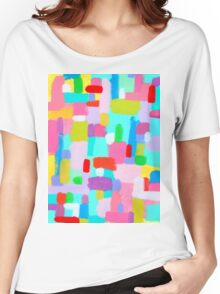 BUBBLEGUM DREAM Women's Relaxed Fit T-Shirt