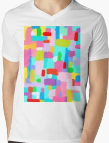 BUBBLEGUM DREAM Mens V-Neck T-Shirt