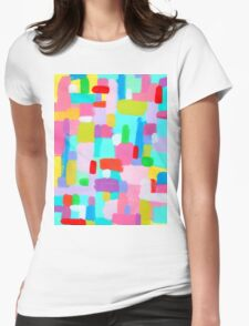 BUBBLEGUM DREAM Womens Fitted T-Shirt