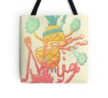 Ninja pineapple Tote Bag