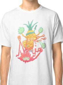 Ninja pineapple Classic T-Shirt
