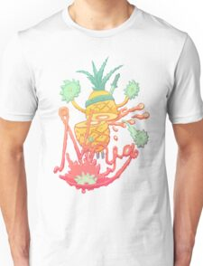 Ninja pineapple Unisex T-Shirt