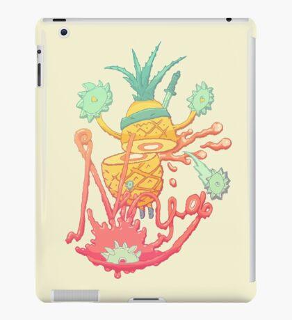 Ninja pineapple iPad Case/Skin