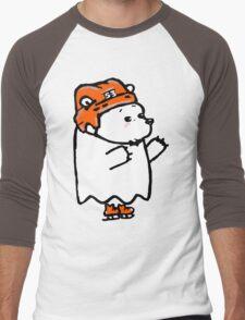Ghost Bear III Men's Baseball ¾ T-Shirt