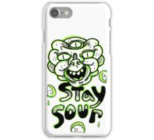 Stay Sour iPhone Case/Skin
