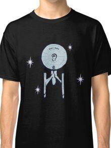 NCC - 1701 ENTERPRISE Star Trek Classic T-Shirt
