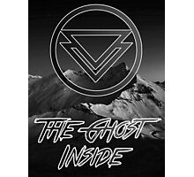 The Ghost Inside - Black Mountains Photographic Print