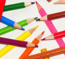 color pencil fun :D Sticker