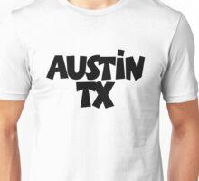 Austin TX Texas Unisex T-Shirt