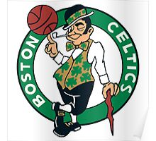 Boston Celtics Poster