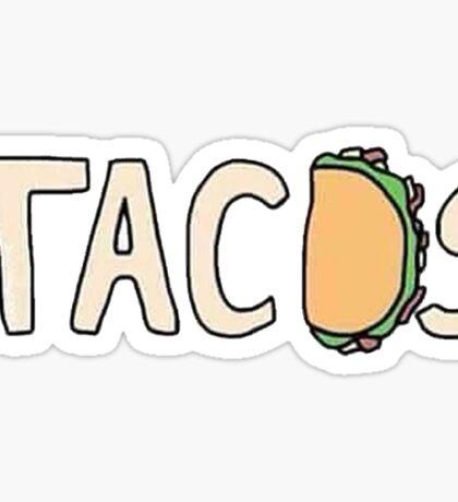 Tacos Sticker