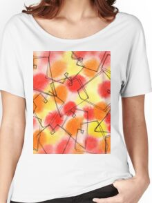 SPREAD LOVE Women's Relaxed Fit T-Shirt