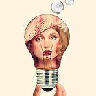 The value of ideas by kikicollagist