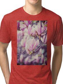 Cherry blossoms Flower Nature Photography Tri-blend T-Shirt