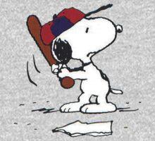 Snoopy golf fun Baby Tee