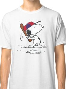 Snoopy golf fun Classic T-Shirt