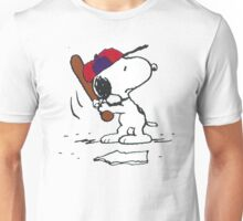 Snoopy golf fun Unisex T-Shirt