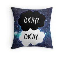 Okay? Okay. Throw Pillow