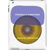 Parallel Universes - Adidas iPad Case/Skin