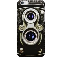 Vintage Camera Water Color iPhone Case/Skin