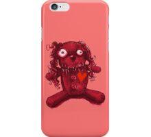 nasty pink voodoo baby iPhone Case/Skin